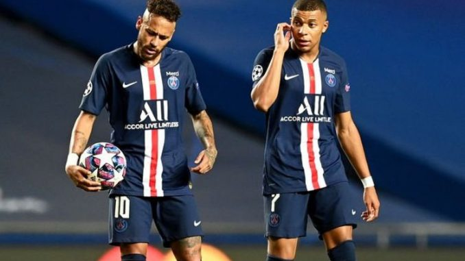 PSG Wages How Much Do Neymar Mbappe Di Maria And Co